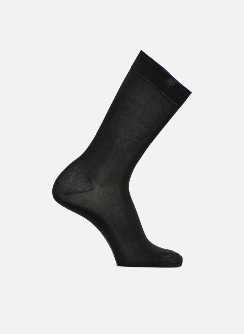 Chaussettes et collants BLEUFORÊT Chaussette Coton Cote Color Noir vue détail/paire