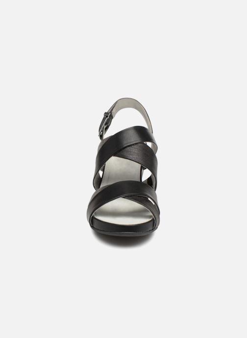 Sandales et nu-pieds S.Oliver Cerela New Noir vue portées chaussures