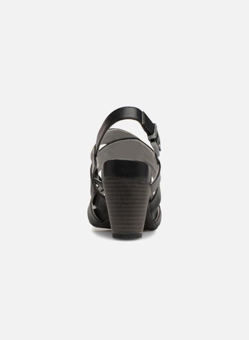 S.Oliver Cerela New (Nero) - Sandali e scarpe aperte aperte aperte chez | Bella arte  168fd5