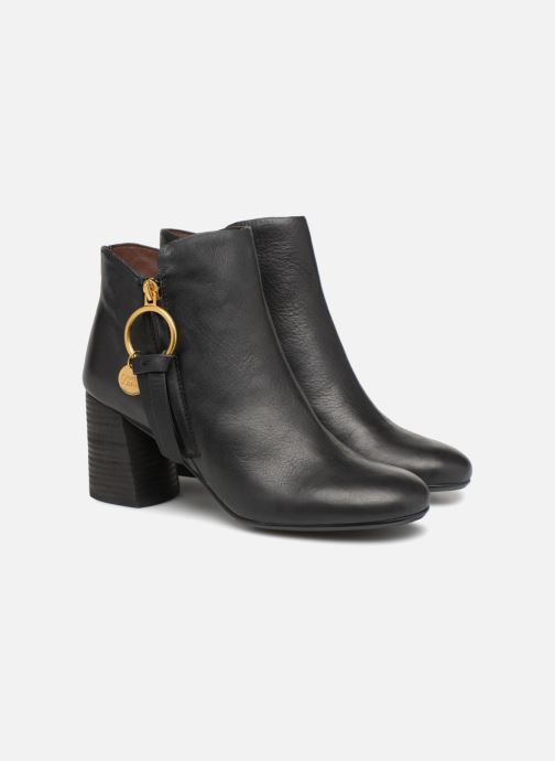 Boots en enkellaarsjes See by Chloé Louise Zwart 3/4'