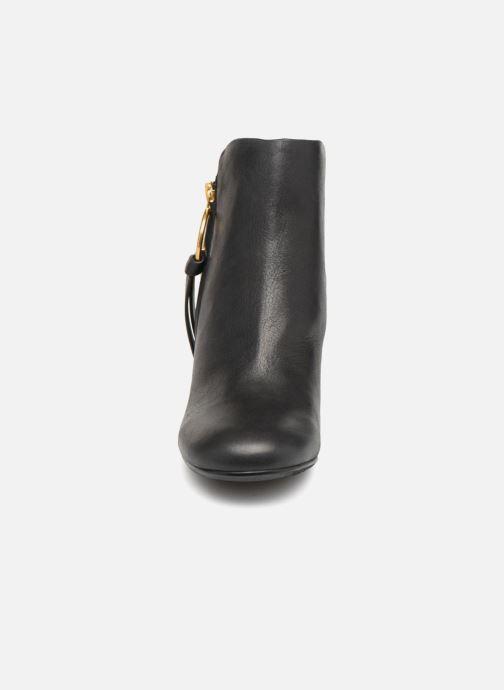 Bottines et boots See by Chloé Louise Noir vue portées chaussures