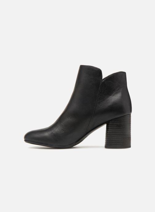 Boots en enkellaarsjes See by Chloé Louise Zwart voorkant