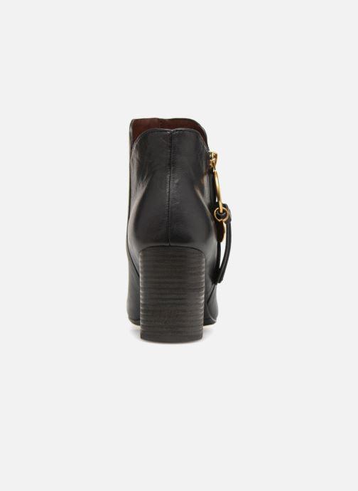 Bottines et boots See by Chloé Louise Noir vue droite