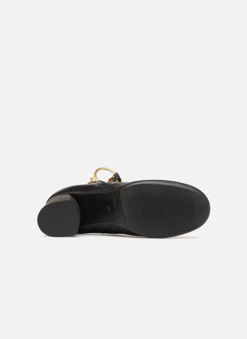 Boots en enkellaarsjes See by Chloé Louise Zwart boven