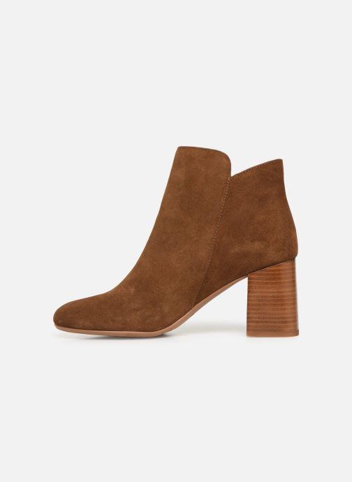 Bottines et boots See by Chloé Louise Marron vue face