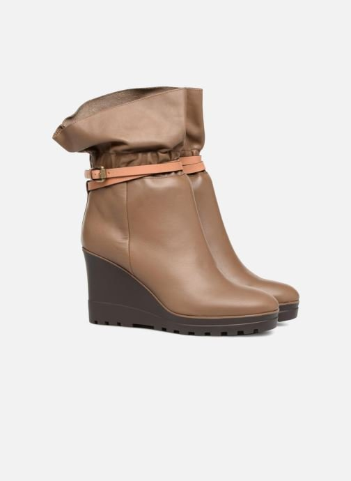 Bottines et boots See by Chloé Robin Boot Marron vue 3/4