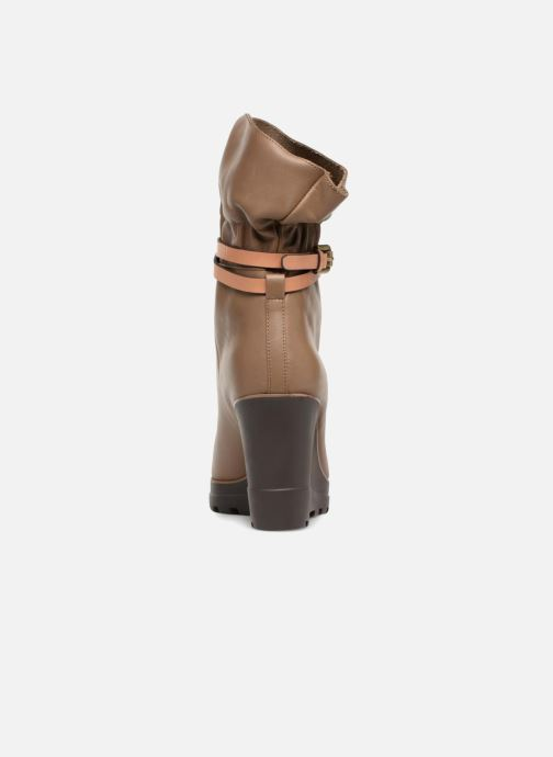 Bottines et boots See by Chloé Robin Boot Marron vue droite
