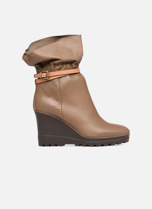 Bottines et boots See by Chloé Robin Boot Marron vue derrière
