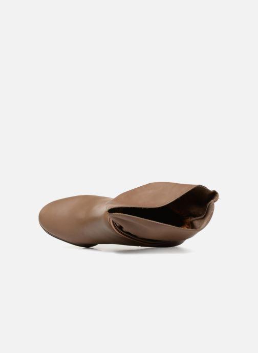 Bottines et boots See by Chloé Robin Boot Marron vue gauche
