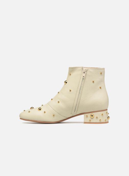 Stiefeletten & Boots See by Chloé Abby beige ansicht von vorne