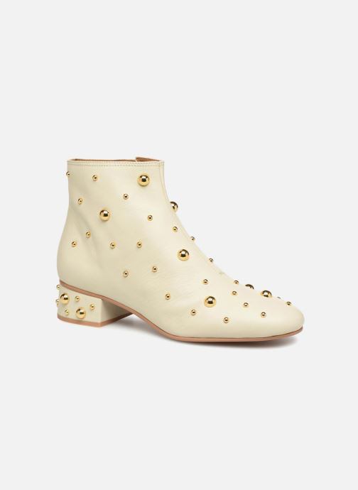 Stiefeletten & Boots See by Chloé Abby beige detaillierte ansicht/modell