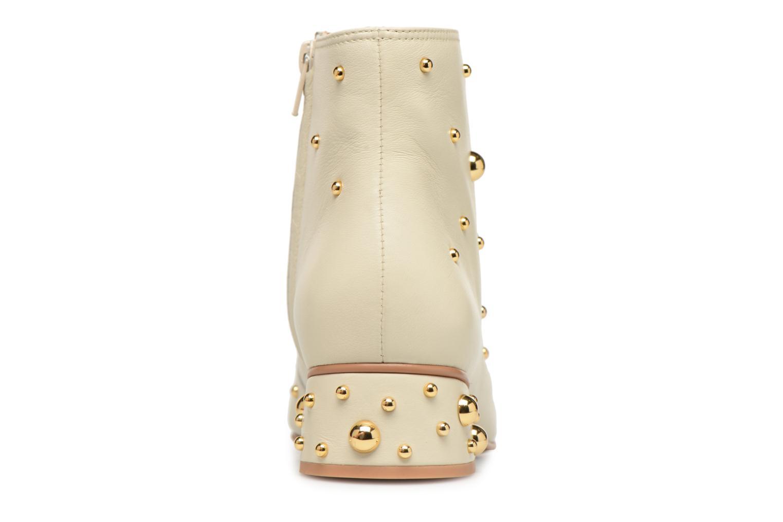 Stiefeletten & Boots See by Chloé Abby beige ansicht von rechts