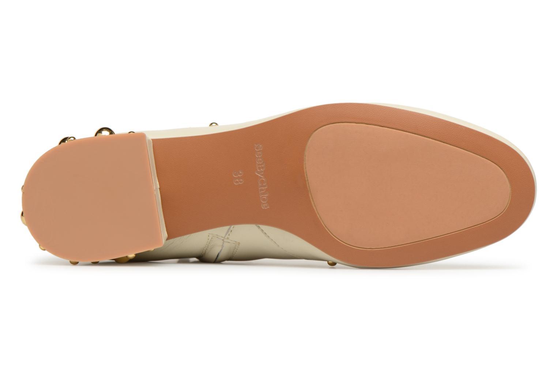 Stiefeletten & Boots See by Chloé Abby beige ansicht von oben