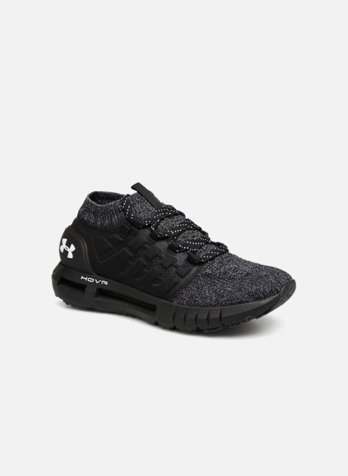 first rate ac7ae 3c9c8 Baskets Under Armour UA HOVR Phantom NC Noir vue détail paire