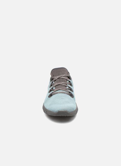 Baskets Under Armour UA HOVR SLK Gris vue portées chaussures