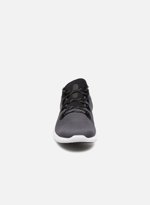 Baskets Under Armour UA HOVR SLK Noir vue portées chaussures