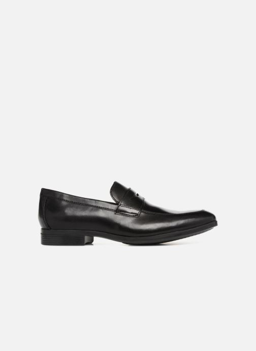 Loafers Clarks Conwell Way Black back view