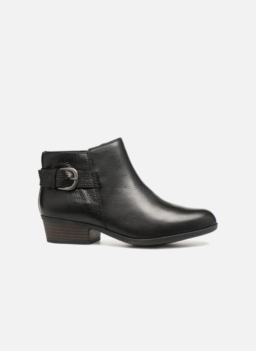 Bottines et boots Clarks Addiy Kara Noir vue derrière