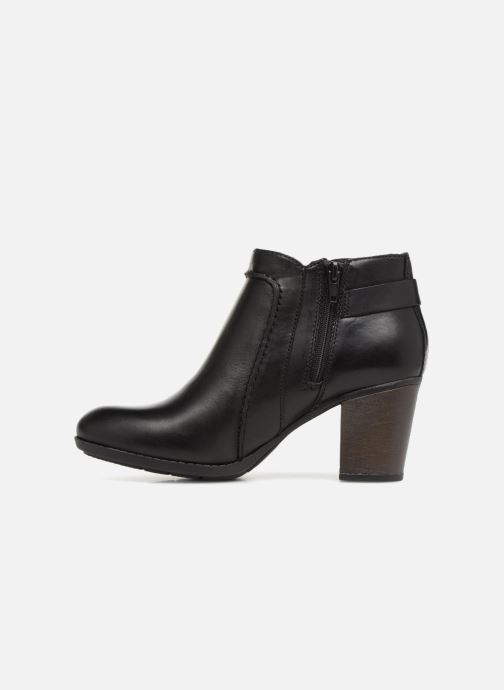 Ankle boots Clarks Enfield Kayla Black front view
