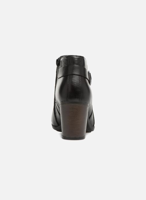 Ankle boots Clarks Enfield Kayla Black view from the right