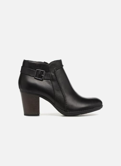 Ankle boots Clarks Enfield Kayla Black back view
