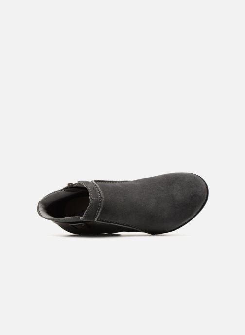 Boots en enkellaarsjes Clarks Enfield Kayla Grijs links