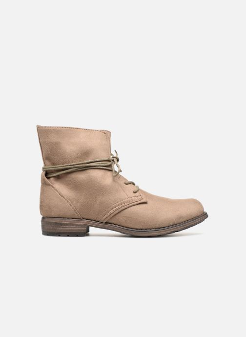 Botines  I Love Shoes Fibleau Size + Beige vistra trasera