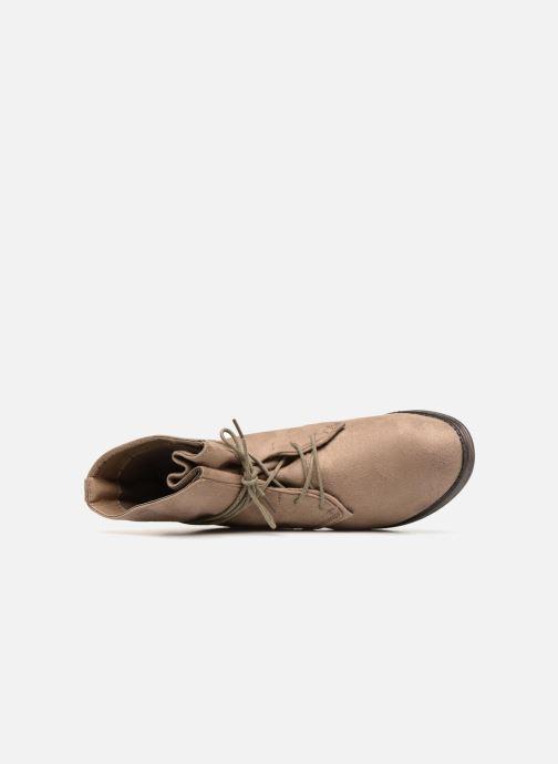 Botines  I Love Shoes Fibleau Size + Beige vista lateral izquierda