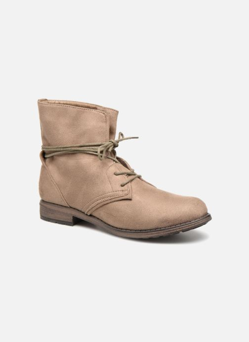 Botines  I Love Shoes Fibleau Size + Beige vista de detalle / par