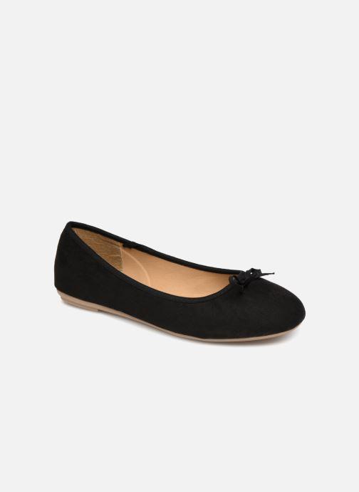 Ballerines I Love Shoes Fadenia Size + Noir vue détail/paire