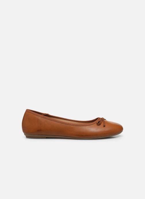 Bailarinas I Love Shoes Florenza Size + Marrón vistra trasera