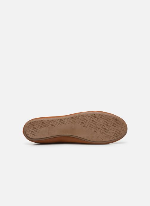 Ballerinas I Love Shoes Florenza Size + braun ansicht von oben