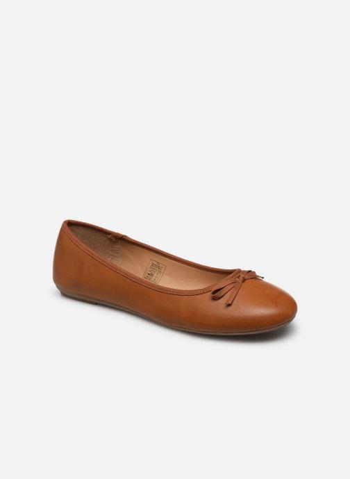 Ballerines I Love Shoes Florenza Size + Marron vue détail/paire