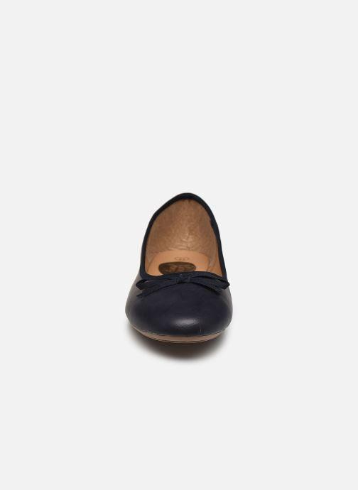 Ballerines I Love Shoes Florenza Size + Bleu vue portées chaussures
