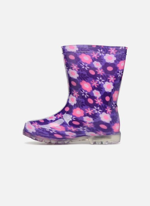 Boots & wellies Be Only Amelia Kid Flash Purple front view