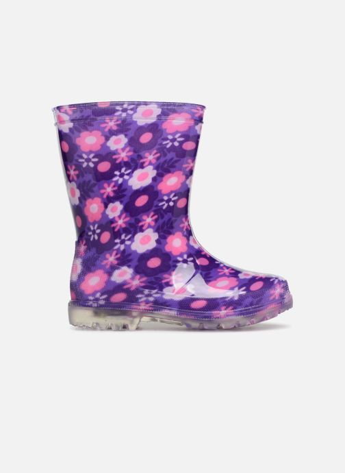 Boots & wellies Be Only Amelia Kid Flash Purple back view