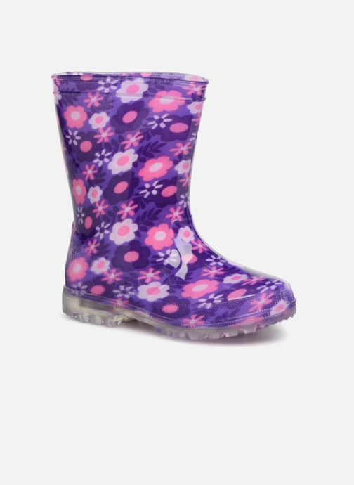 Boots & wellies Be Only Amelia Kid Flash Purple detailed view/ Pair view