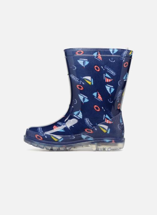 Boots & wellies Be Only Cavalaire Kid Flash Blue front view