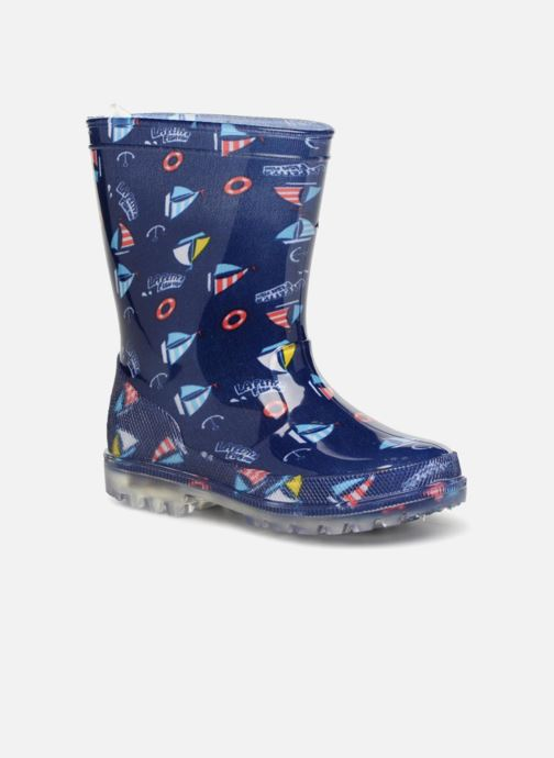 Boots & wellies Be Only Cavalaire Kid Flash Blue detailed view/ Pair view