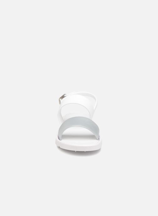 Sandals Be Only Eléa silver White model view