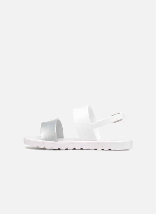 Sandals Be Only Eléa silver White front view