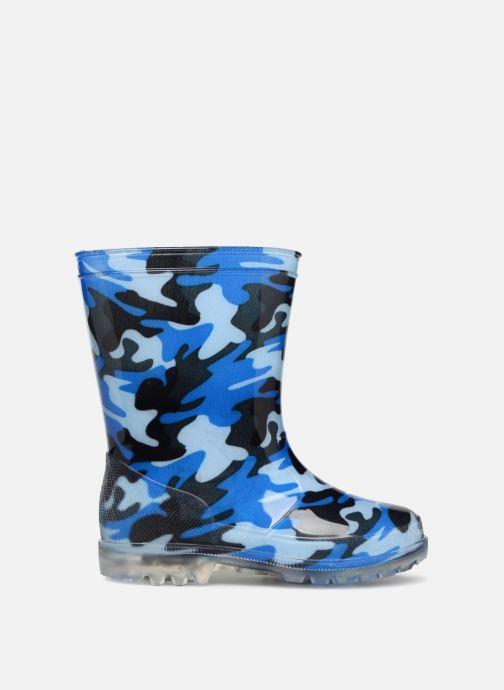 Laarzen Be Only Military Kid Flash Blauw achterkant