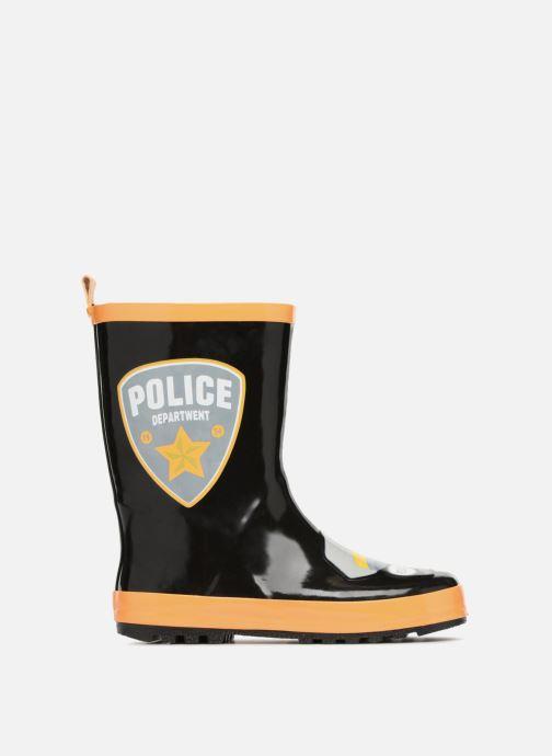 Laarzen Be Only Police Department Grijs achterkant
