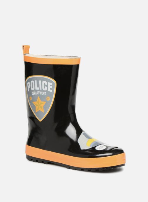 Boots & wellies Be Only Police Department Grey detailed view/ Pair view