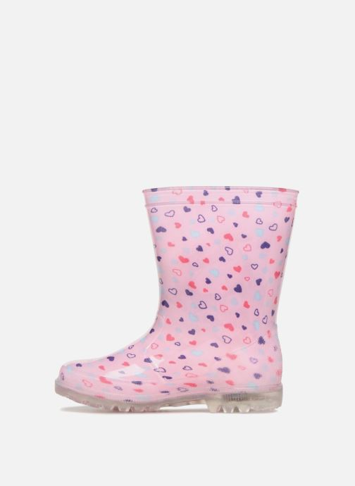 Boots & wellies Be Only Valentine Kid Flash Pink front view
