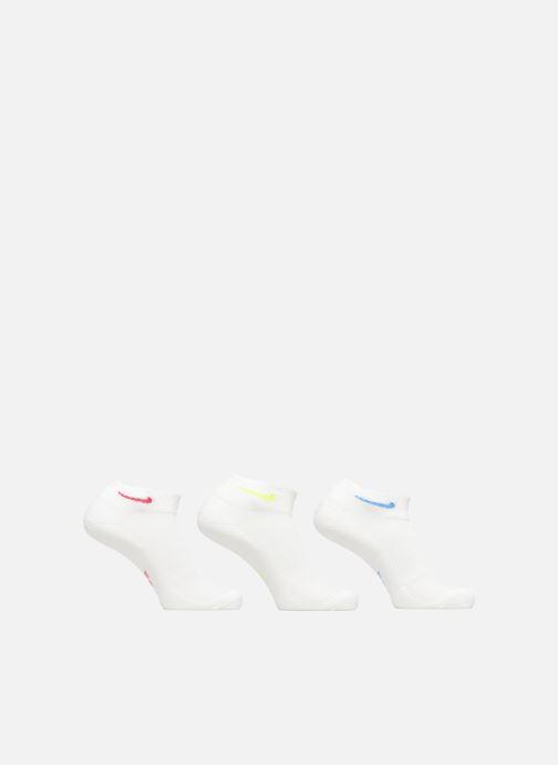 Sokken en panty's Nike Women's Nike Everyday Cushioned Quarter Training Socks (3 Pair) Wit detail