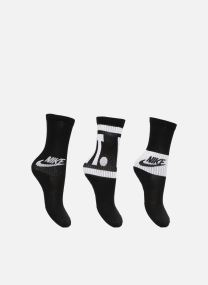 Kids' Nike Performance Cushioned Crew Training Socks 3PR