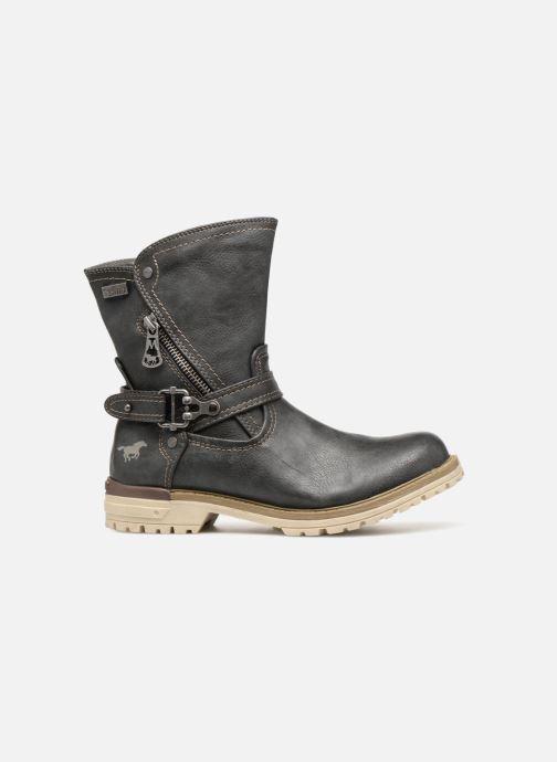 Bottines et boots Mustang shoes Liselotte Gris vue derrière