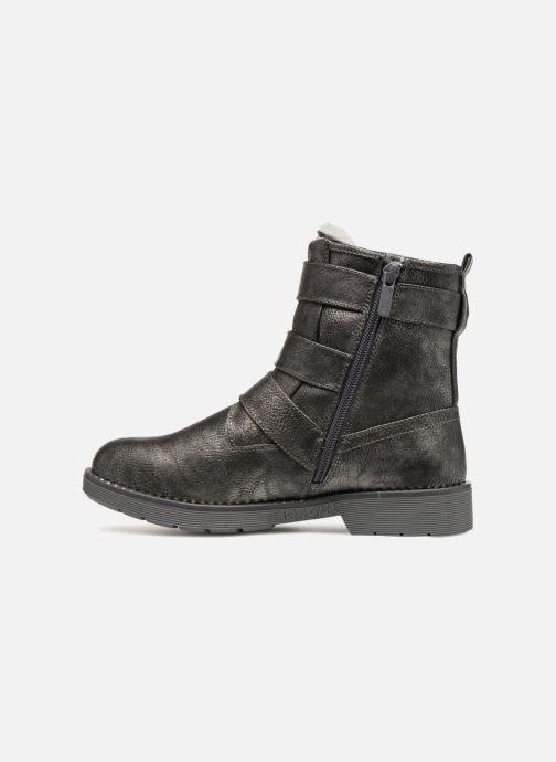Bottines et boots Mustang shoes Amanda Gris vue face