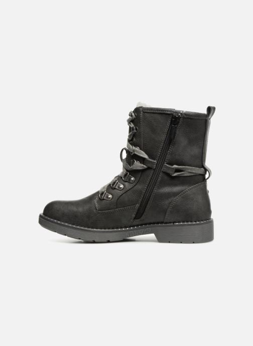 Ankle boots Mustang shoes Jana Black front view